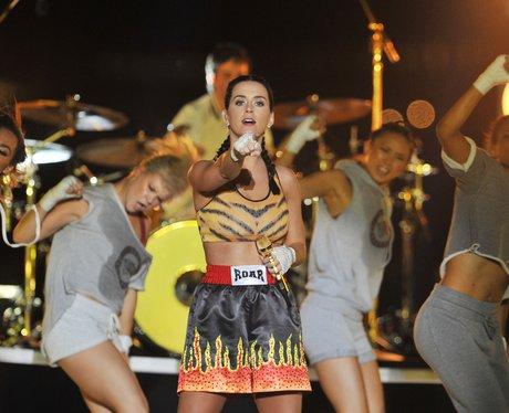 Katy Perry VMA's 2013 performance