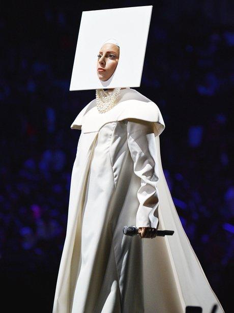 Lady Gaga at the MTV VMAs 2013