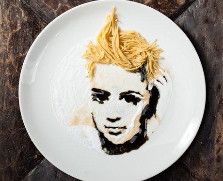 noodle art