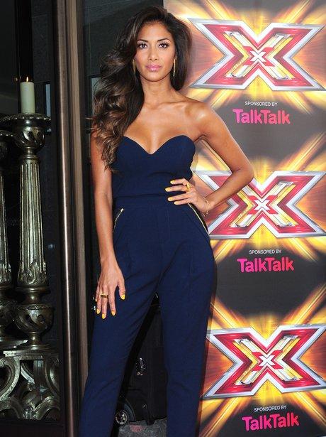 Nicole Scheriznger X Factor 2013