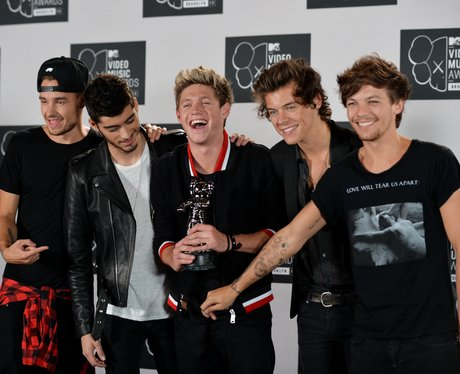 One Direction MTV VMAs 2013