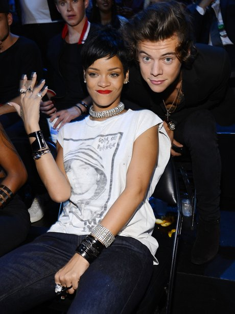 Rihanna And Harry Styles MTV VMAs 2013