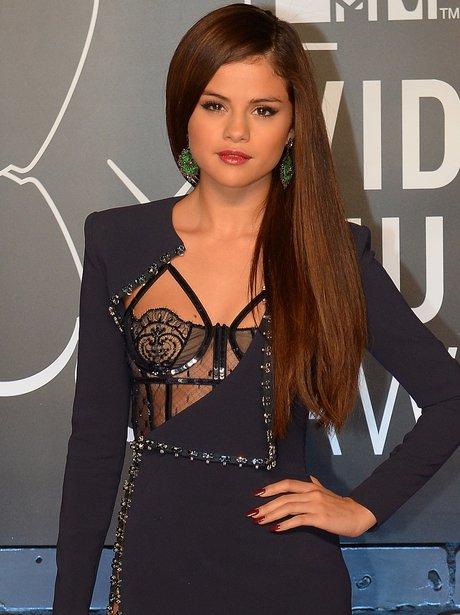 Selena Gomez MTV VMAs 2013