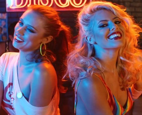 The Saturdays 'Disco Love' Video