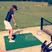 Image 6: Una Healy playing golf