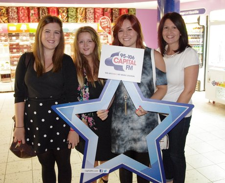 1D - This is us at the Odeon