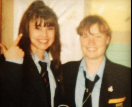 Cheryl Cole before she was famous