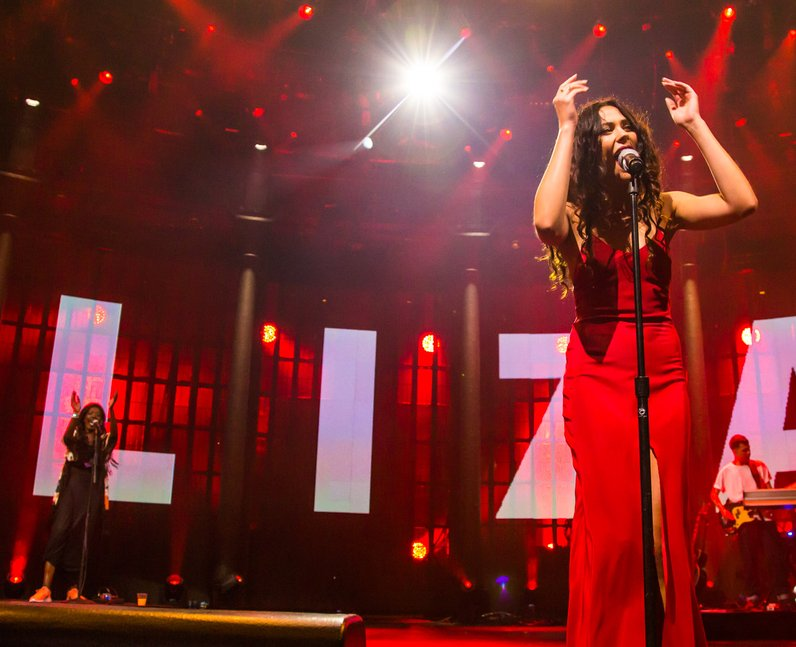 Eliza Doolittle iTunes Festival 2013