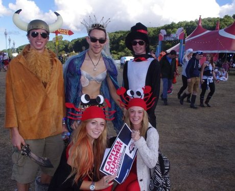 festival fancy dress sat