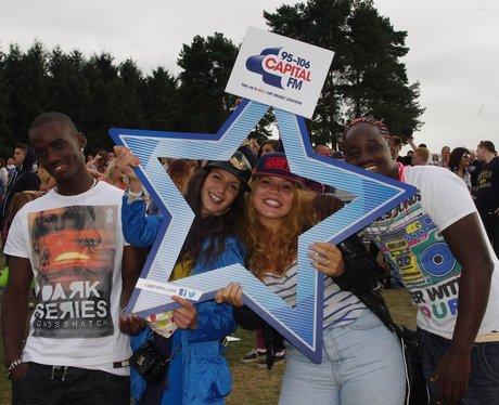 Fusion Festival Fans Sunday 5