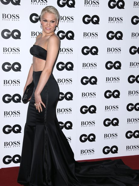Jessie J GQ Men Of The Year Awards 2013