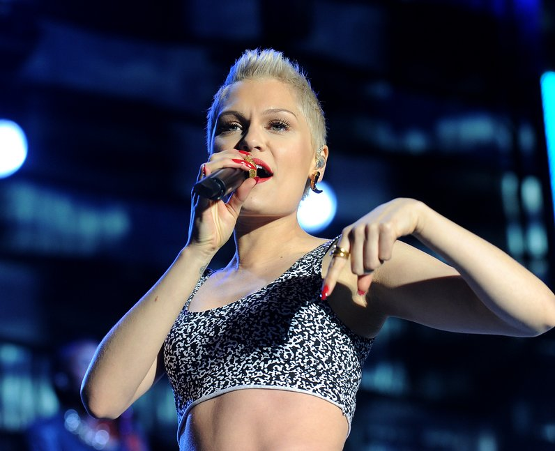 Jessie J live at Fusion Festival 2013