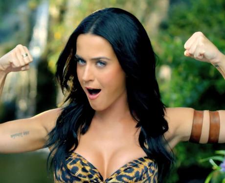 Katy Perry's 'Roar' video