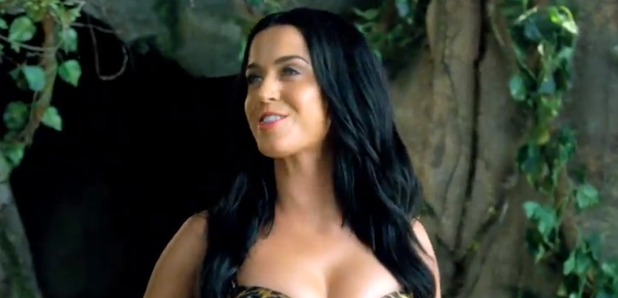 Katy perry sexy music video
