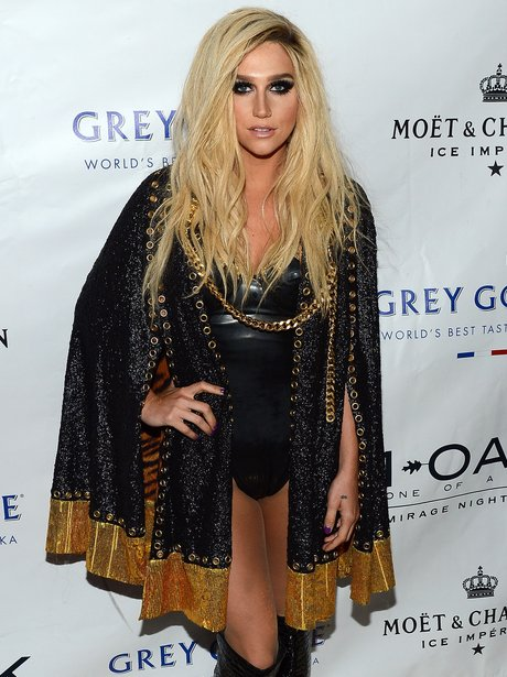 Ke$ha  at the Mirage hotel