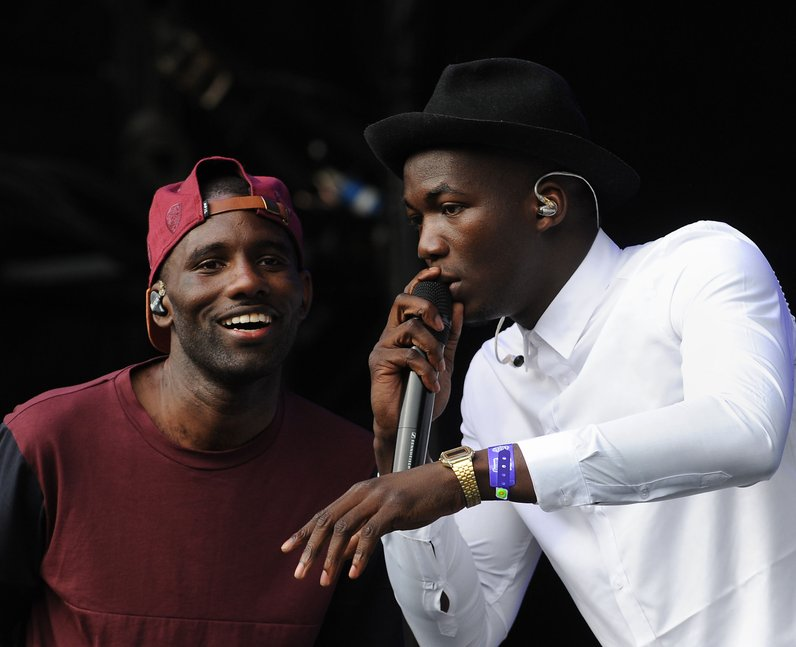 Labrinth and Wretch 32 live at Fusion Festival 201