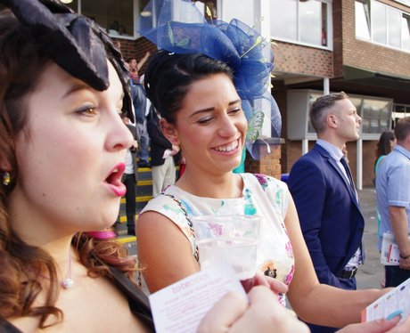 Ladies Day at Sedgefield Racecourse