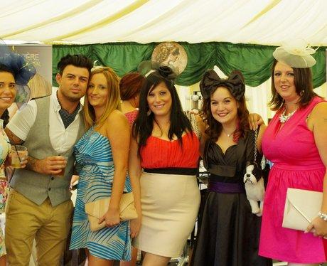 Ladies Day at Sedgefield Racecourse