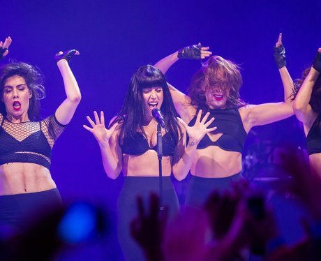 Lady Gaga performs at iTunes Festival 2013