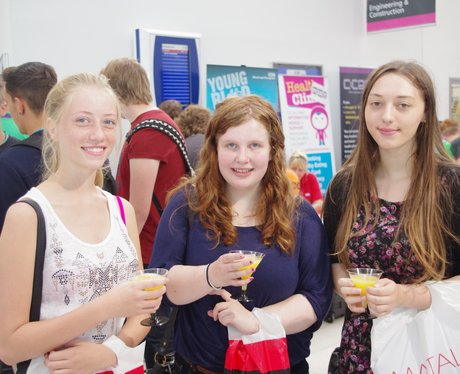 Mocktail Bar at Middlesbrough College