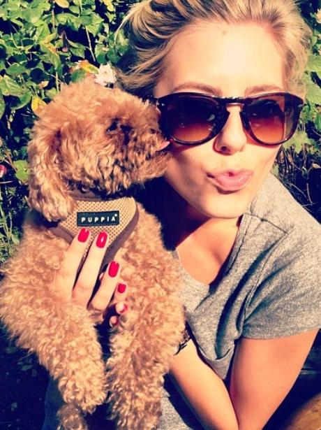 Mollie King instagram