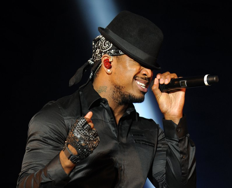 Ne-Yo takes to the stage to perform live at Fusion Festival 2013