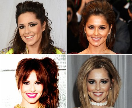 Pop Star Expressions: Cheryl Cole