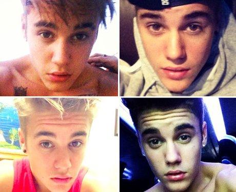 Pop Star Expressions: Justin Bieber