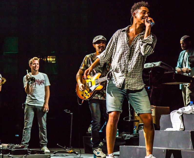 Rizzle Kicks iTunes Festival 2013