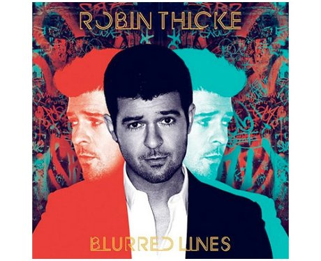 Robin Thicke 'Blurred Lines'