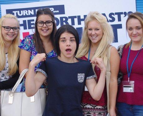 Stockton Riverside College Freshers Fair