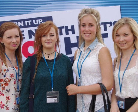 Stockton Riverside College Freshers Fair