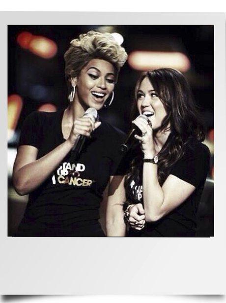 Throw Back Thursday: Miley Cyrus