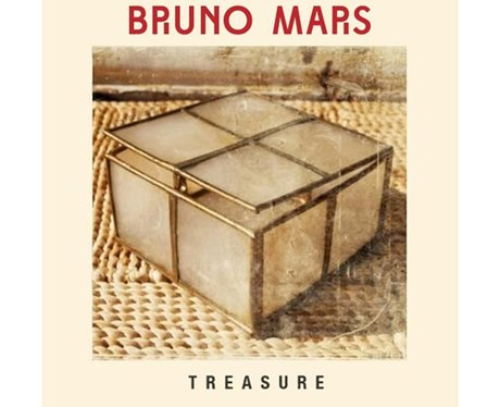 Bruno Mars 'Treasure'