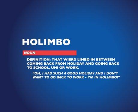 Chambers Dictionary - Holimbo