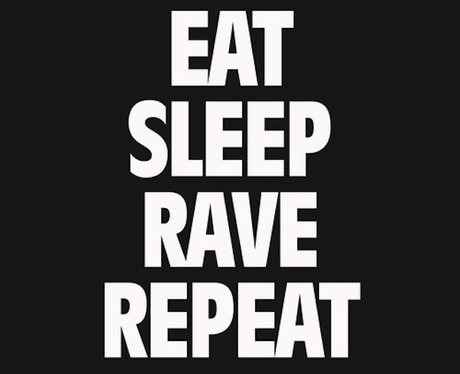 Fatboy Slim & Riva Starr - Eat Sleep Rave Repeat