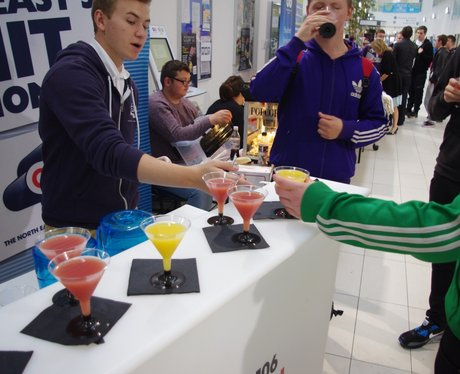Middlesbrough College Freshers Fair