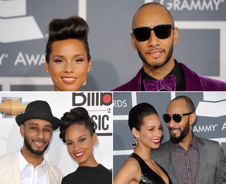 Pop Power Couples: Alicia Keys and Swizz Beatz