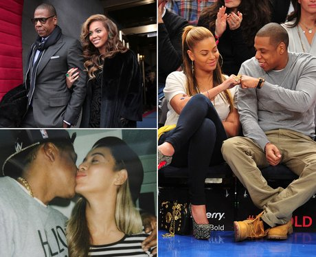 Pop Power Couples: Beyonce and Jay Z