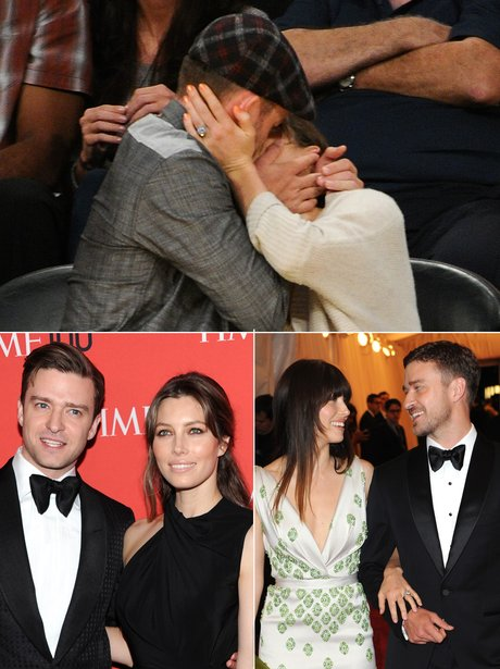 Pop Power Couples: Justin and Jessica Timberlake