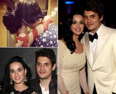 Pop Power Couples: Katy Perry and John Mayer
