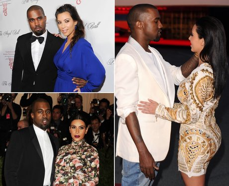 Pop Power Couples: Kim Kardashian and Kanye West