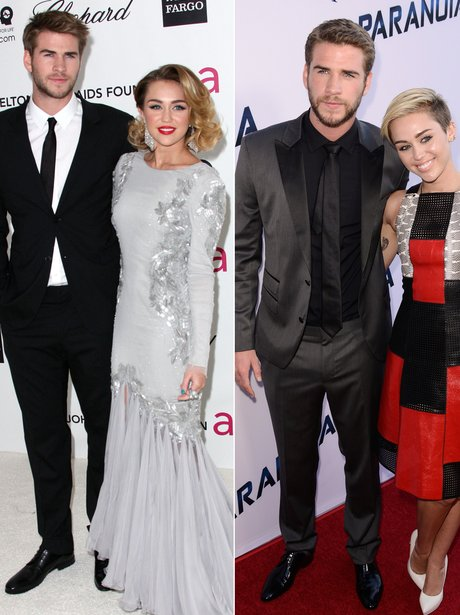 Pop Power Couples: Miley Cyrus and Liam Hemsworth
