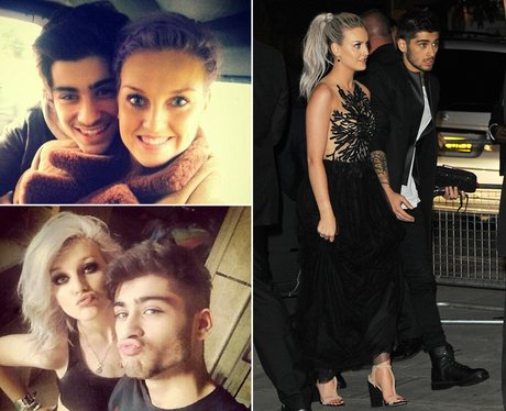Pop Power Couples: Perrie Edwards and Zayn Malik
