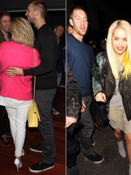 Pop Power Couples: Rita Ora and Calvin Harris