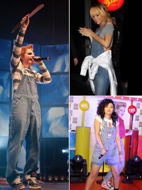 Pop Star Trends