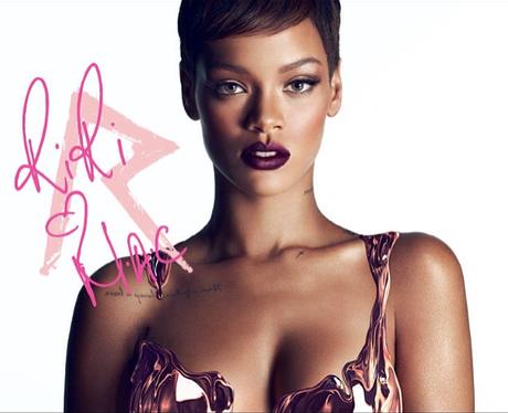 Rihanna MAC 2013