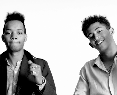 Rizzle Kicks in the Capital advert 2013