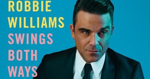 Robbie Williams Unveils Song Lyric Video For New Song Shine My