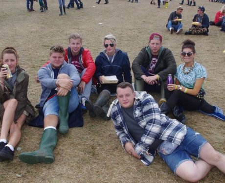 Sunday at bestival